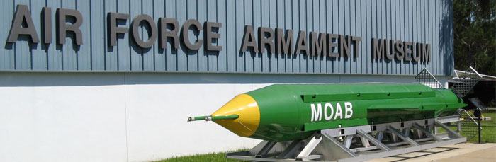 Niceville FL Newcomer Information - Air Force Armament Museum